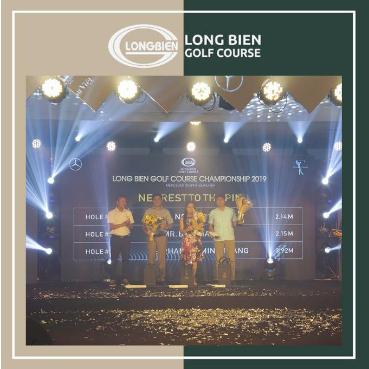KẾT QUẢ CHUNG KẾT – LONG BIÊN GOLF COURSE CHAMPIONSHIP 2019