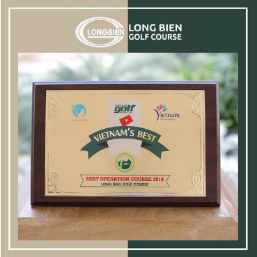 LONG BIEN GOLF COURSE – BEST OPERATION COURSE 2019