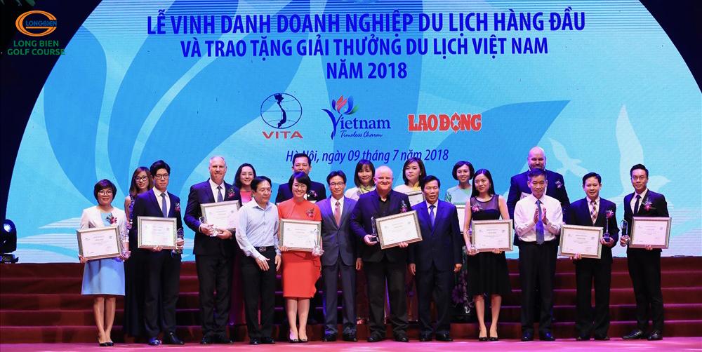Sân Golf Long Biên đạt sân Golf hàng đầu Việt Nam năm 2018