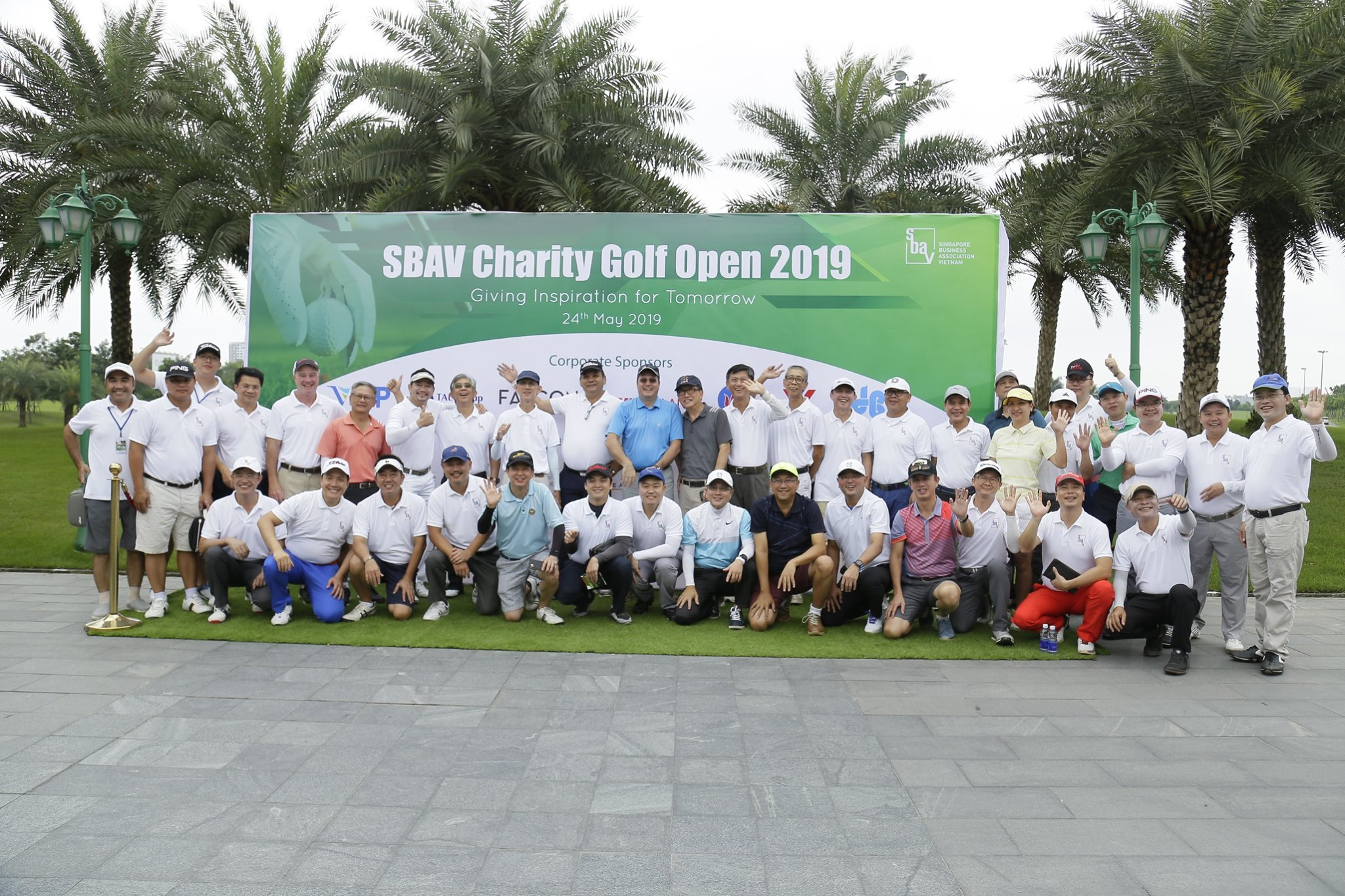 GIẢI GOLF SBAV CHARITY GOLF OPEN 2019