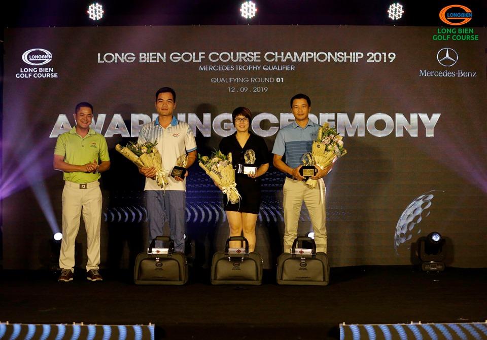 KẾT QUẢ VÒNG LOẠI 1 – LONG BIÊN GOLF COURSE CHAMPIONSHIP 2019