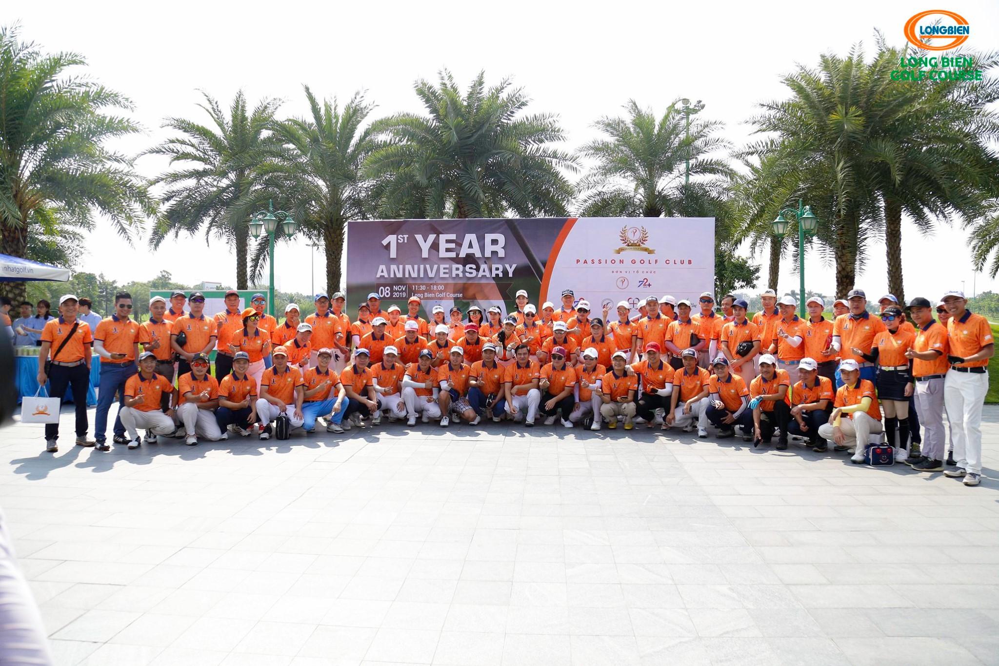 "KẾT QUẢ GIẢI ""PASSION GOLF CLUB – 1 YEAR ANNIVERSARY"""
