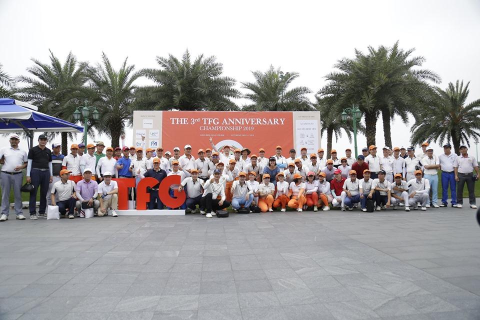 THE 3RD TFG ANNIVERSARY CHAMPIONSHIP 2019
