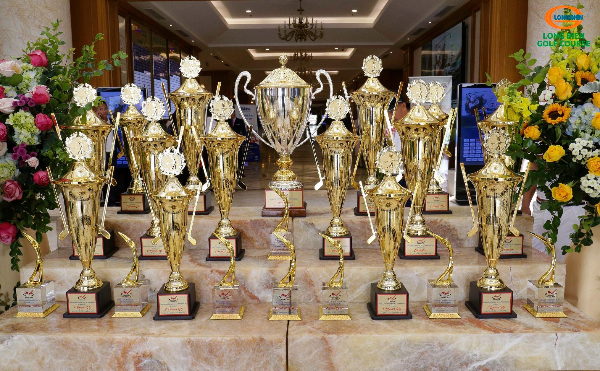 """KẾT QUẢ GIẢI GOLF """"VINGOLF CHAMPIONSHIP 2019 – 6TH ANNIVERSARY"""""""