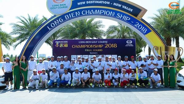 Chung kết - Long Bien Golf Course Championship 2018