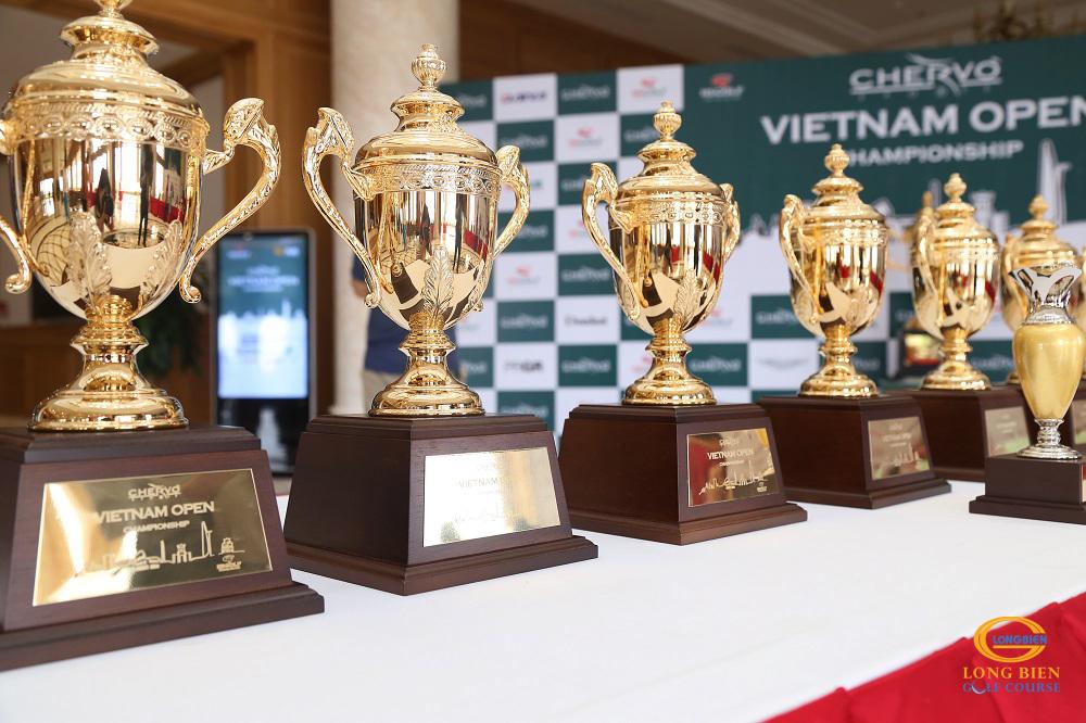 Giải golf Chervo Vietnam Open 2016