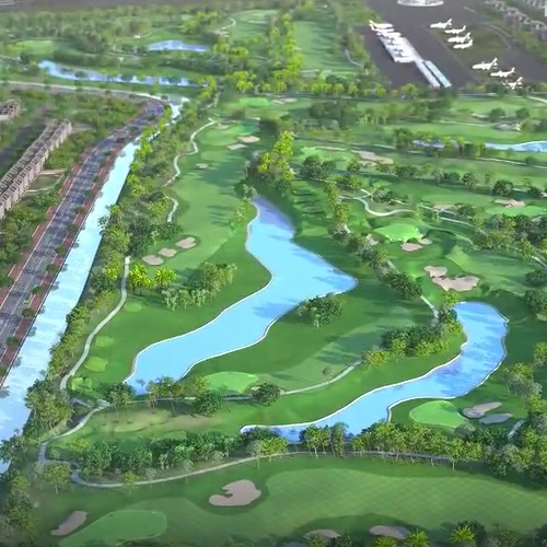 Giới thiệu Sân Golf Long Biên