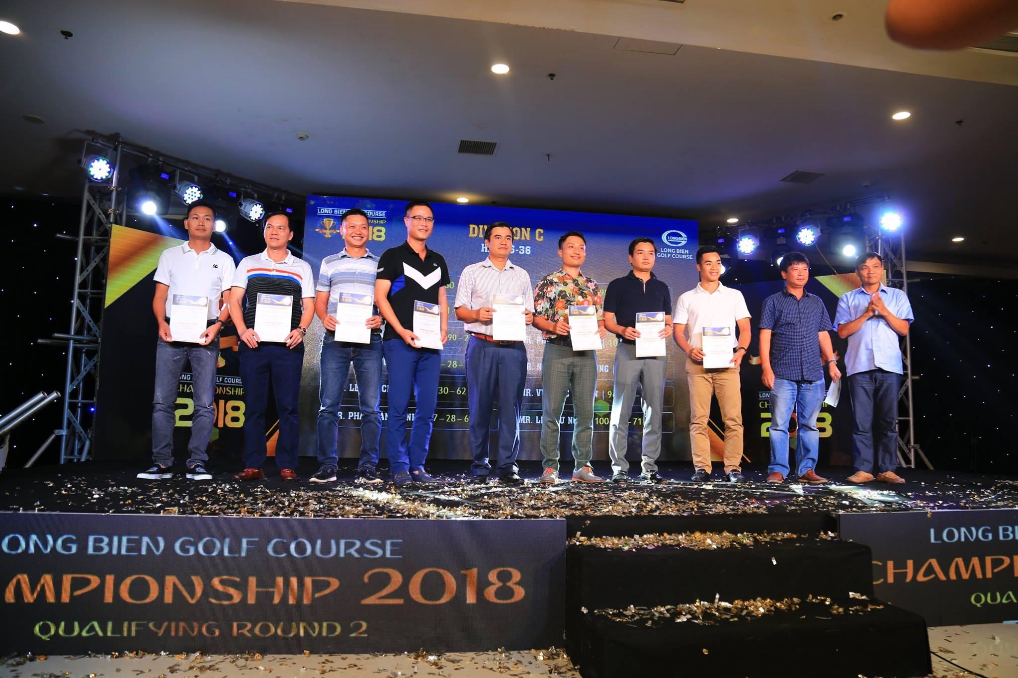 Vòng loại 2 - Long Bien Golf course Championship 2018