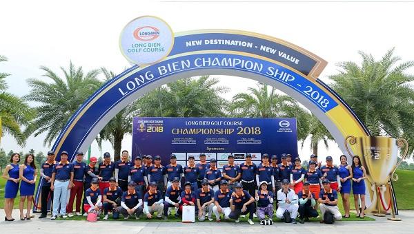Vòng loại 1 - Giải Long Bien Golf Course Championship 2018
